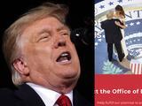 Donald Trump lanza su nuevo sitio web y presume haber derrotado el establishment de Washington