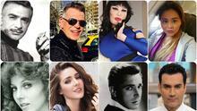 Descubre a qué artistas del pasado se parecen Jennifer Lopez, Marc Anthony, Bibi Gaytán o William Levy