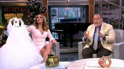 Lili le insiste a Raúl que renueve votos con su esposa en su aniversario 25 y así reacciona El Gordo