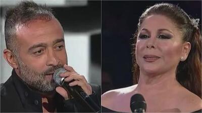 Mario Domm no se quedó callado y le respondió a Isabel Pantoja llamándola 'poca humilde'
