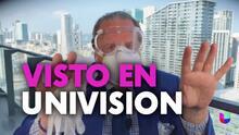 ¡Que no panda el cúnico!… No contaban con nuestra astucia | Visto en Univision