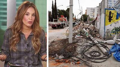 Karla nunca había vivido un terremoto y contó su experiencia después del de la Ciudad de México