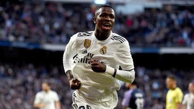 Desde España dicen que Vinicius Jr. ya tiene apodo y provoca envidia en el vestuario del Madrid