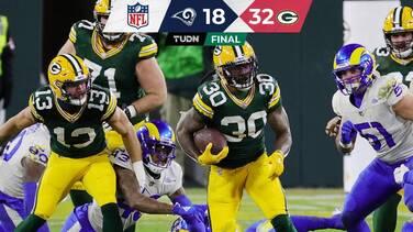 Packers tundió a Rams y van por revancha en Final de la Nacional