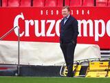 Ronald Koeman, técnico del Barcelona, se inclina por el Real Madrid en el Derbi Madrileño