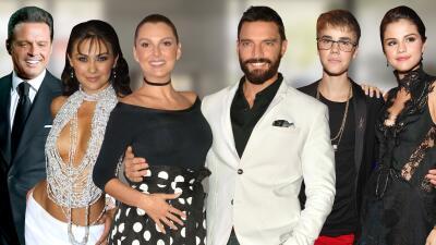 Selena Gómez con Justin Bieber y otras parejas famosas que pensábamos llegarían al altar, pero nunca ocurrió