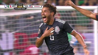 Final - México vs. Estados Unidos