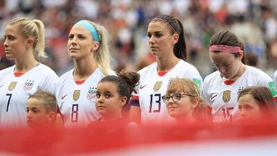 ¡Partidazos que nos dejó este lunes, el Mundial Femenil!