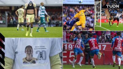 Las postales de la Jornada 17 en la Liga MX