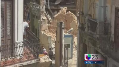 Tragedia en Cuba por derrumbe de edificio