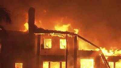 El 'Camp fire' es el más mortífero en la historia de California