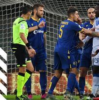 Balotelli estalla ante insultos racistas en Verona