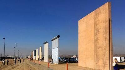 Juez que fue criticado por Trump le allana el camino para cumplir su promesa de construir el muro