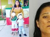 Madre de la acusada de matar a sus hijos a puñaladas teme que la condenen a pena de muerte