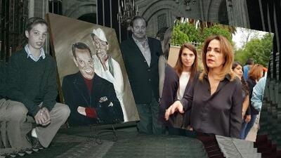 Desvalijan la tumba de Cantinflas y pudo haber sido su primera esposa