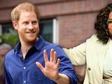 """El príncipe Harry otra vez estará junto a Oprah, esta vez para hablar de """"traumas no resueltos"""" y salud mental"""