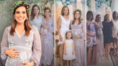 Andrea Chediak tuvo el 'baby shower' de sus sueños: mira los tiernos detalles que preparó en honor a su bebé Diego
