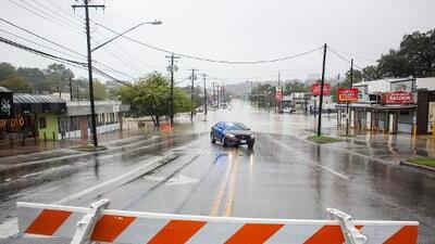 Inundaciones, tornados y granizo: lo que ocurre en Austin por las fuertes tormentas