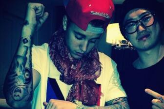 Justin se despide de los tatuajes