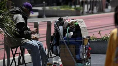 Preocupante incremento del número de personas que viven en la indigencia en Los Ángeles