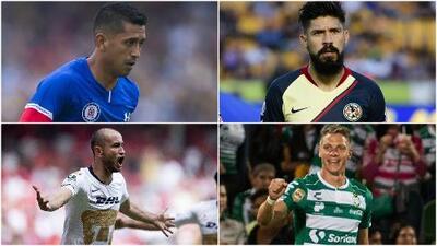 Cruz Azul, América, Pumas y Santos buscarían imponer récords en Liga MX