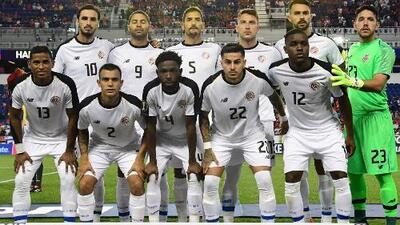 Costa Rica ya está en Houston para el duelo de Cuartos de Final contra México