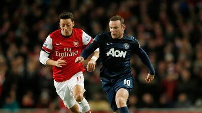 D.C. United y la salida de Wayne Rooney: la 'ruleta rusa' de buscar a Mesut Özil