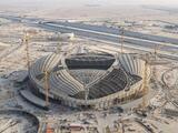 Obras para Qatar 2022 siguen pese a positivos por coronavirus