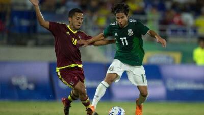 México vs. Venezuela: horario y como ver el partido amistoso