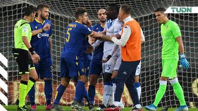 Balotelli estalla ante actos racistas en Verona