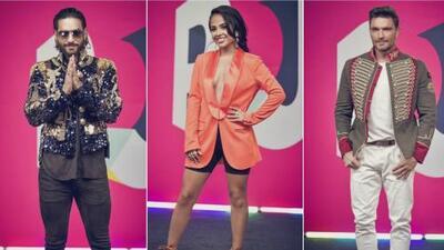 Transformamos los looks que usaron Maluma, Becky G y Julián Gil en Premios Juventud, ¿cómo se hubieran visto mejor?