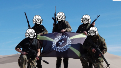 Los chats secretos de Atomwaffen, el grupo supremacista vinculado con la muerte de un estudiante en California