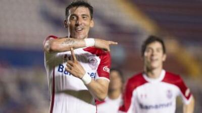 Toluca vence 3-0 al Atlante en Copa MX