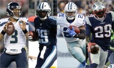 Top 10 Figuras en la Semana 10 de la NFL