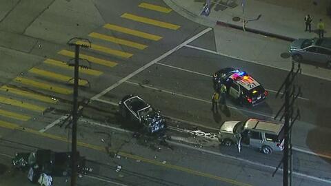 Arrestan a un conductor acusado de provocar un accidente que deja un muerto y cuatro heridos