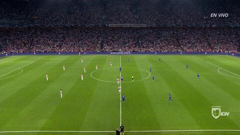 Highlights: Dynamo Kyiv at Ajax on August 22, 2018