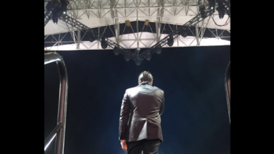 En fotos: El increíble concierto de Alejandro Fernández en el Zócalo de la CDMX