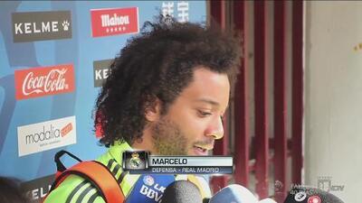 """Marcelo: """"Real Madrid fue paciente para empatar y luego ganar"""""""