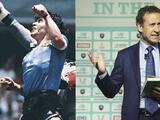 Valdano revela que 'La Mano de Dios' de Maradona fue practicada