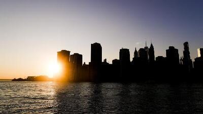 Cielos parcialmente soleados y condiciones secas para este martes en Nueva York