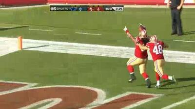 San Francisco 49ers defensiva highlights