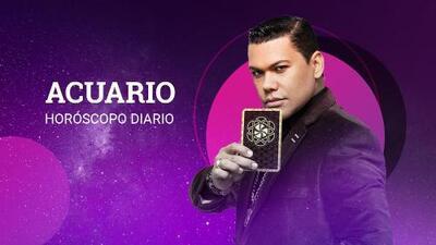 Niño Prodigio - Acuario 8 de enero  2019