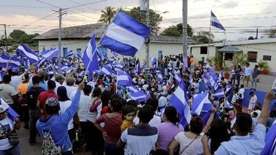 Nicaragua se sumerge en una crisis protagonizada por violentas protestas que dejan más de 50 muertos