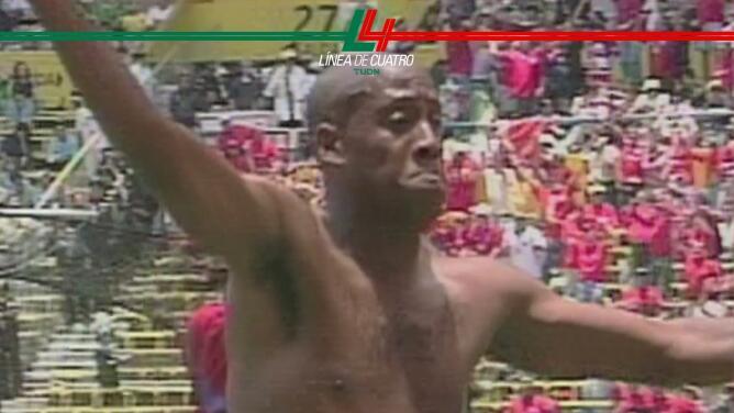 ¿El del 'Aztecazo' es el gol más famoso de Medford? Hernán responde