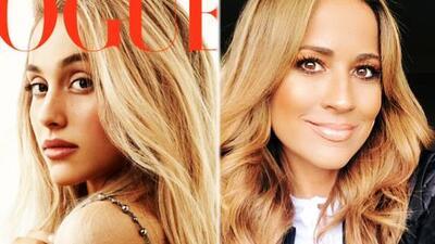 ¿Será que a las rubias las miran más? Ariana Grande y Jackie Guerrido están probando este nuevo look