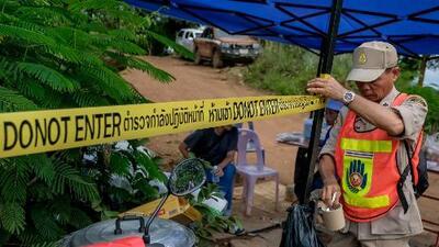 Así se planeó el rescate de los niños atrapados en una cueva de Tailandia