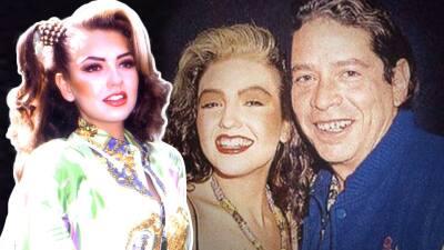 Trágica historia de amor: así fue la relación de Thalía con el hijo del expresidente Gustavo Díaz Ordaz