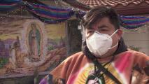 Celebración de la virgen de Guadalupe cambia a causa de la pandemia