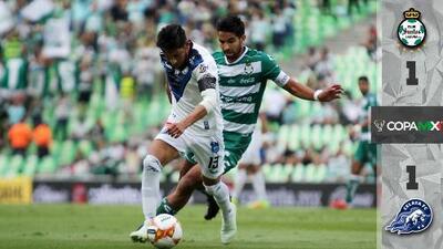 Santos 1-1 Celaya - RESUMEN Y GOLES – Tercera Jornada Copa MX