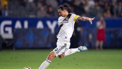 LA Galaxy decidirá sobre el futuro de Zlatan Ibrahimovic una vez finalizada la temporada